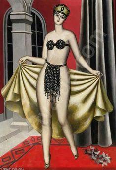 Jean Metzinger: Salome, 1924