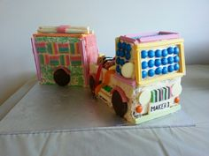 Mister Maker Mobile 3rd Birthday Cake