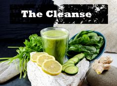 Phase 1, Phase 2: This Green Cucumber Smoothie sounds delicious for Phase 1 (with the apple) or Phase 2 (without apple)