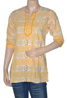 Party Wear Tunic & Top Womens Clothing Blouse-Indian Boho Ladies Casual Wear Kurta Size XL « Clothing Impulse