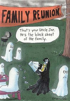 Family reunion (Halloween)