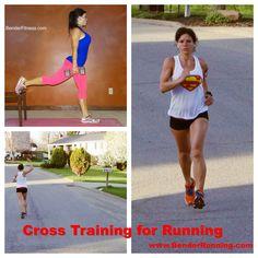 Bender Running: How Often Should I Cross Train for Running.