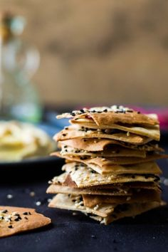 Whole Wheat Lavash