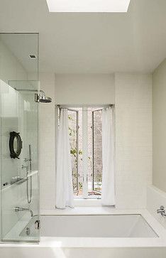 Tub In Shower Design Ideas, Pictures, Remodel and Decor