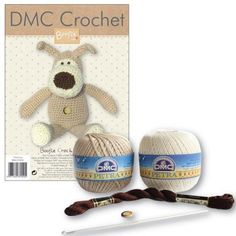 Boofle Crochet Kit RUCraft