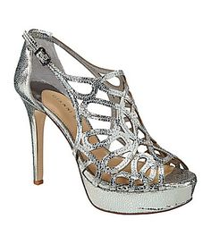 Gianni Bini Ariel Platform Sandals #Dillards