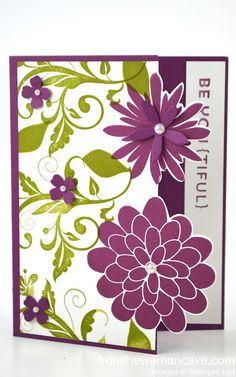 BE YOU{TIFUL} Stampin' Up! Flower Patch
