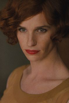 "See Eddie Redmayne as Lili Elbe in the first trailer for ""The Danish Girl"""