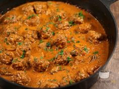 Chiftelute in sos de ciuperci