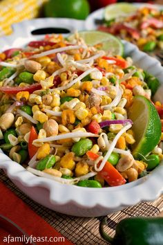 Thai Corn Salad - A