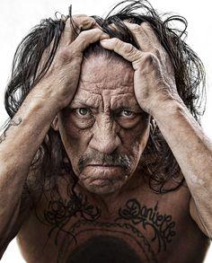 Danny Trejo by Mike Campau