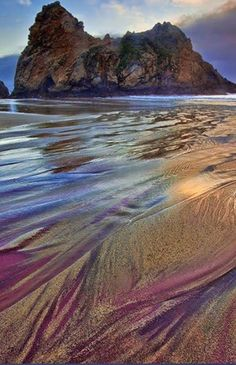 Pfeiffer Purple Sand