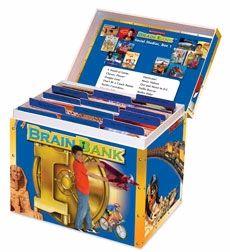 Brain Bank Science:  Grade 2 Box 2 $66.75