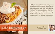 Bobby's Lighter Pumpkin Crunch