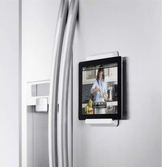 Ohmygosh - no way! iPad kitchenmount