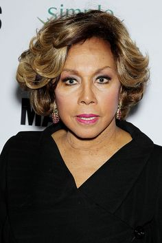 Actress and singer Diahann Carroll on the MAKERS: Women Who Make America red carpet. (photo: Marion Curtis/StarPix)