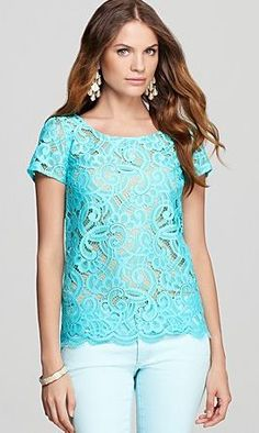 Beautiful Color :: Lilly Pulitzer!