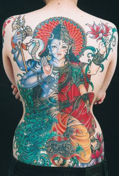 Inked at Genko Tattoo Studio in Japan.  http://www.genko-tattoo.com イメージ