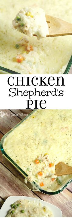 Chicken Shepherd's P