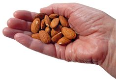 Using #nuts as a quick, healthy part of meals