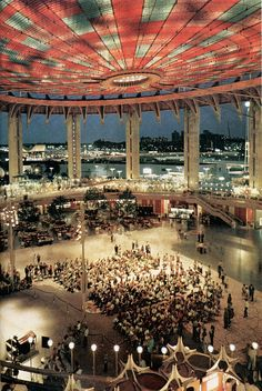 New York Pavillon,   64 World's Fair