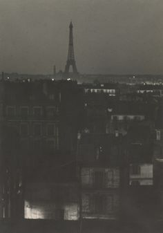 André Kertész, Paris From My Window, 1926