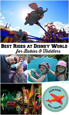 Disney World Rides F