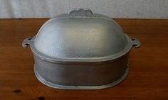 Vintage Guardian Service Ware Aluminum Cookware-Roaster
