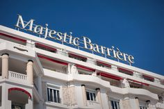 Hotel Majestic Barriere-- Cannes, France