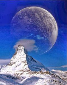 Mountain Moon.