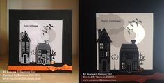 Holiday Home Halloween Card Stampin' Up!