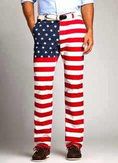 Oh so American...
