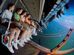 Best of Disney World's Epcot for Tweens and Teens: Soarin' | About.com Family Vacations #epcot #teens