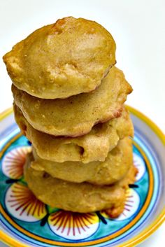 Low calorie pumpkin cookies