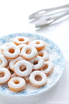 Ciambelline di #Carnevale (Mardi Gras: #donuts!)