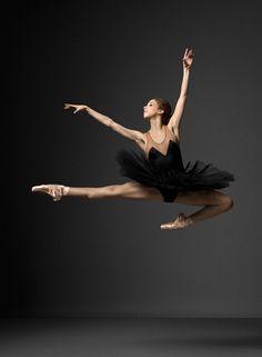 New York City Ballet by Henry Leutwyler