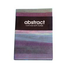 Fab.com | Canvas Note Book Purple A6
