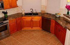Green Kitchen Remodeling