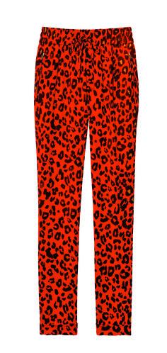 The Bazaar: Orange Crush: A.L.C. pants, $425, shopBAZAAR.com.