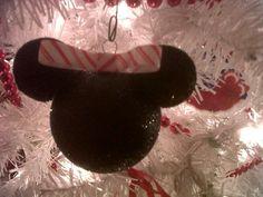 Styrofoam Mickey Ornament 2