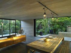 Hamish Monk Architecture - Waiatarua House