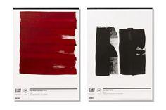 Cass Art Cartridge Paper Packaging, Pentagram - Creative Journal