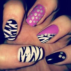 Nails inc competition entry from Catrine Princess Murray from facebook