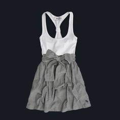 abercrombie & fitch dress.
