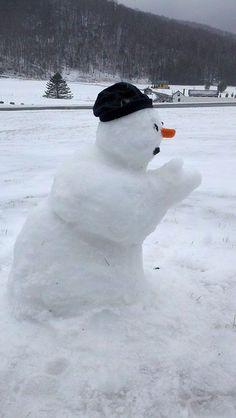 let it snow please...