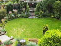 backyard ideas, bench, familyfriend backyard, garden makeover, flower beds, sitting areas, backyard spaces, starting a garden, backyards