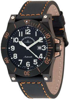 ZENO-WATCH BASEL Strong Man Automatic Ref. 8096-a1