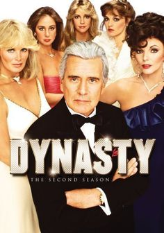 I loved watching Dynasty with my grandmother.  Now those were cat fights... meow!!!