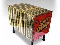 Album Side Table / LP