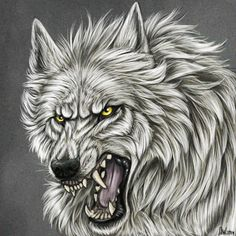 My New DA Icon (Ansticewolf commish) by philtackular